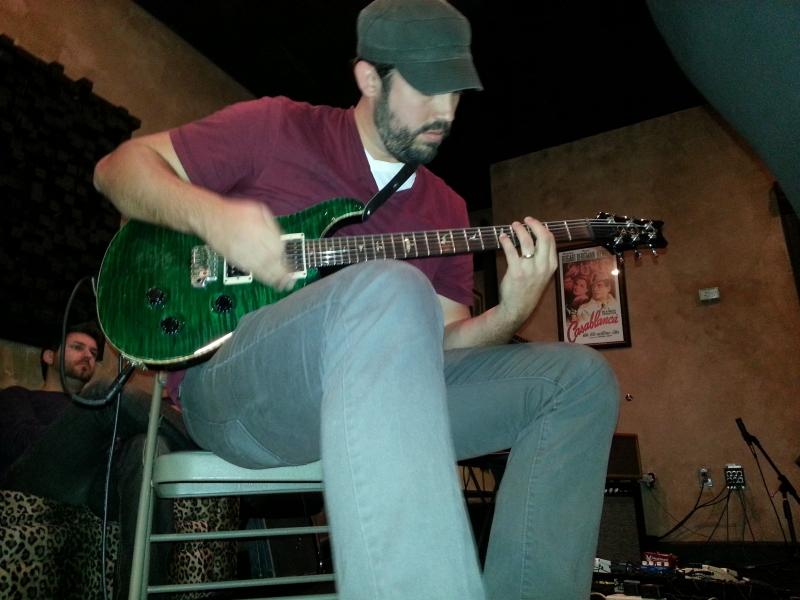 Matt Recording2